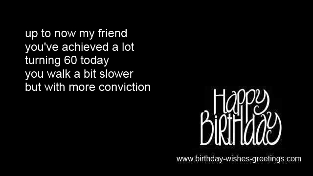 60th birthday husband funny quotes
