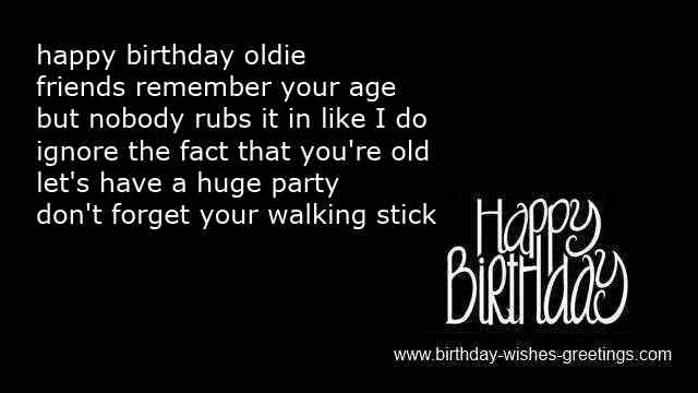 humorous birthday wishes children