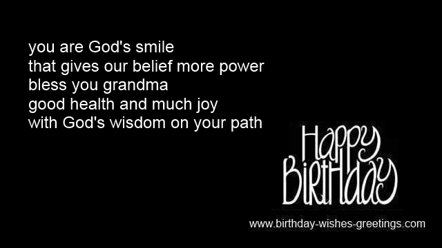 bible birthday messages